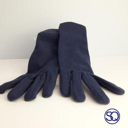 guantes azules forro polar. Sagrario Quilez tocados y complementos (9)