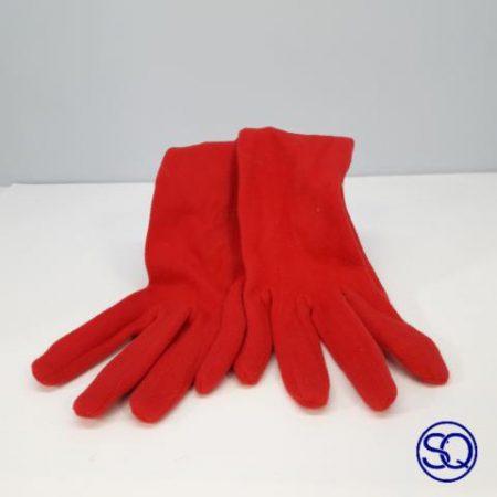 guantes rojos forro polar. Sagrario Quilez tocados y complementos (9)