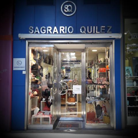 Sagrario Quilez tocados y complementos Zaragoza